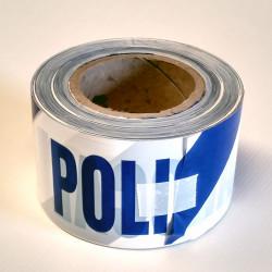 Rollo Cinta de Señalización Policía Local 200m. - 8cm