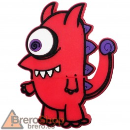 Memoria USB 16 GB Cartoon [Diablito]