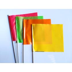 Caja 50 unidades Banderas Topográficas - Varios colores
