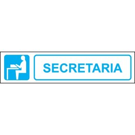 Cartel Horizontal Secretaría