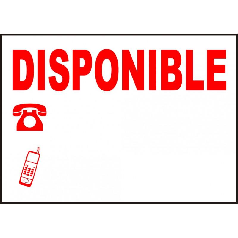 Cartel Disponible
