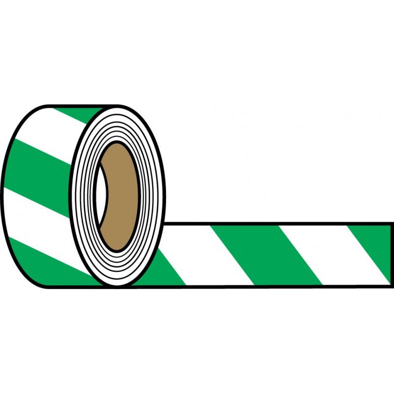 Rollo Blanco-Verde 250m.
