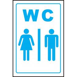 Cartel WC