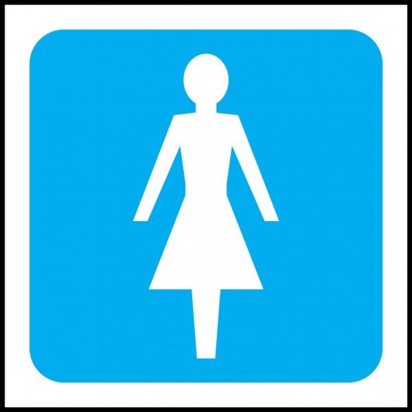 Cartel aseos mujeres brero shop - Fotos de aseos ...