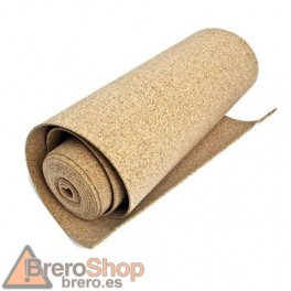 Rollo corcho NATURAL MULTIUSOS 50cm x 8m x 2mm