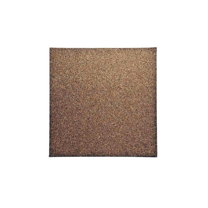 Placa corcho adhesivo NATURAL 50cm x 50cm x 4mm