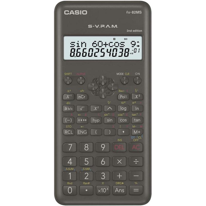 Calculadora Casio fx-82MS-2
