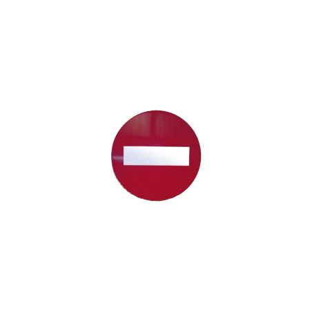 Señal Vial Dirección Prohibida