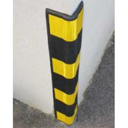 Esquinera protección para columna - Redondeada Reflectante