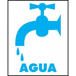Adhesivo Agua - 10x12cm