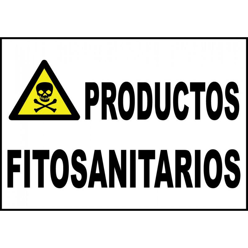 Cartel Productos Fitosanitarios