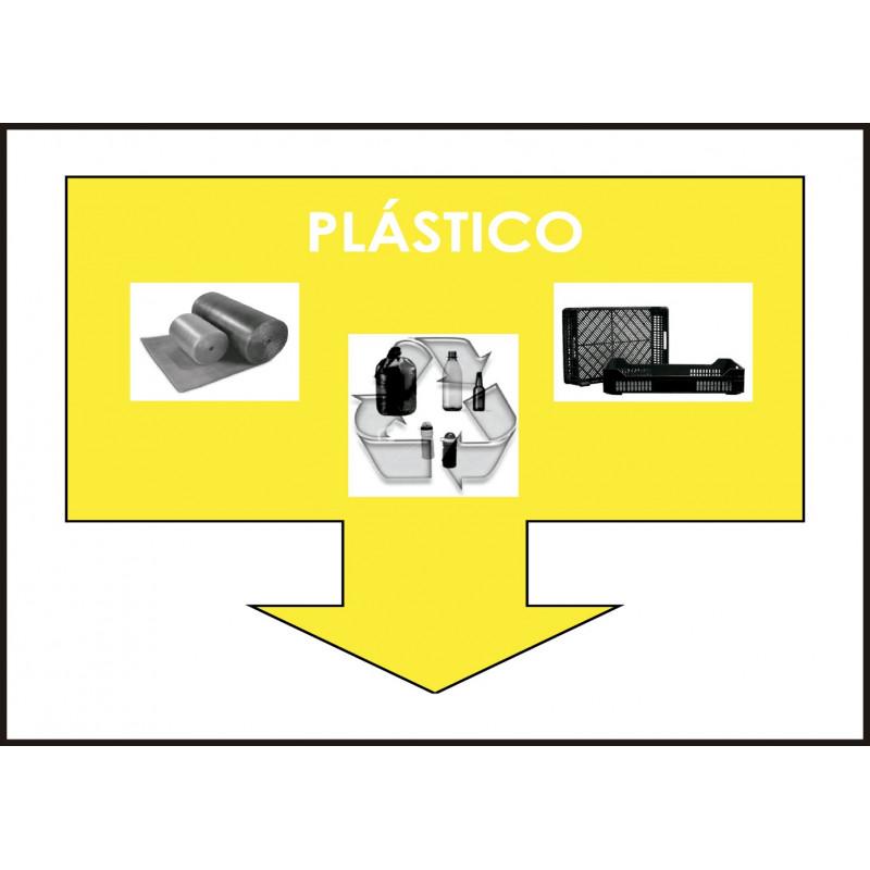 Cartel Plástico