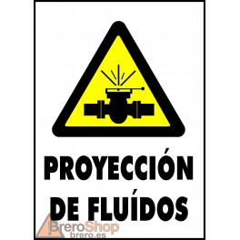 Cartel Proyección de Fluídos