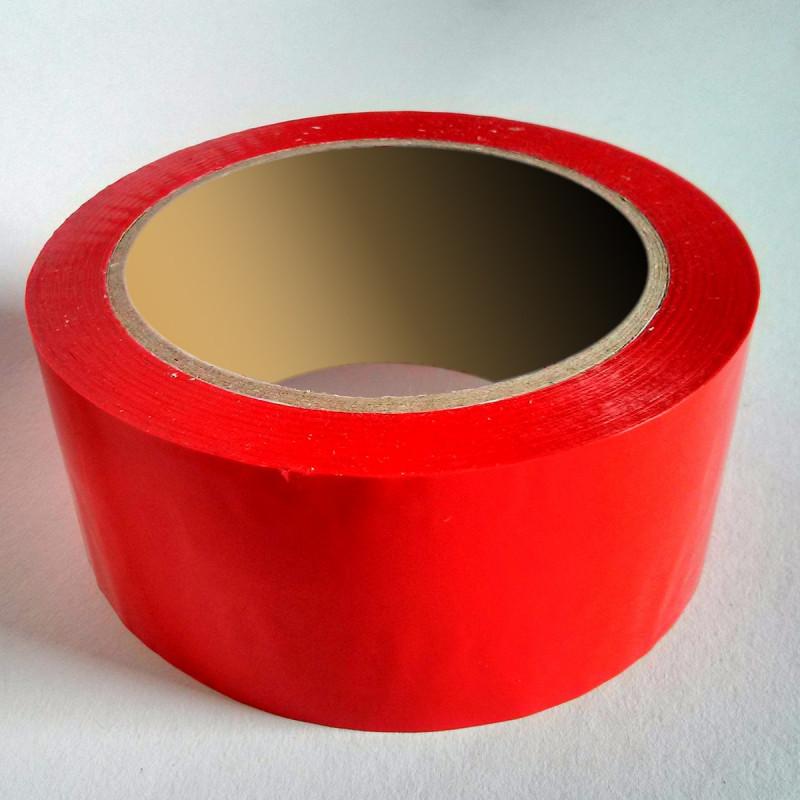 Rollo Precinto PVC Adhesivo - Varios Colores - 48mm - 60m